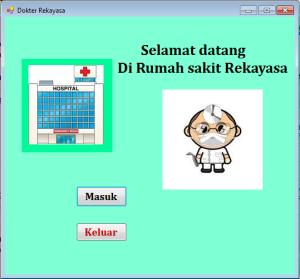 Download Software Dokter Rekayasa (diagnosa penyakit)