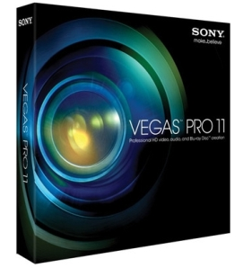 Download Sony Vegas Pro 11 Full (software edit video)